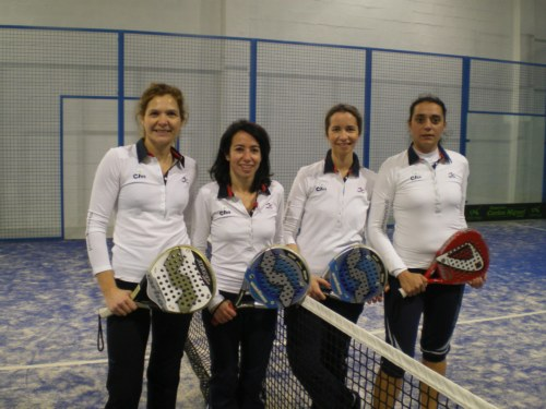 M.Jose,Andrea,Paula;Patricia
